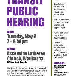 Transit Public Hearing