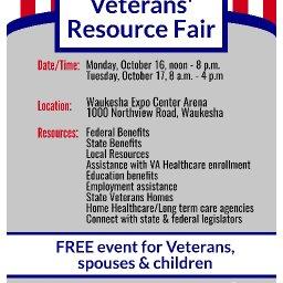 Veterans' Resource Fair