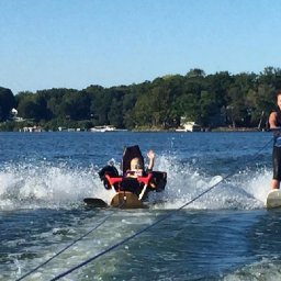 Inclusive/Adaptive Water Skiing for EveryBODY!