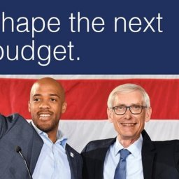 Building People's Budget-Milwaukee with Gov-Elect Evers/Barnes