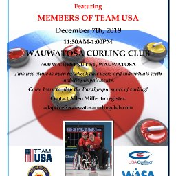 PARALYMPIC CURLING CLINIC