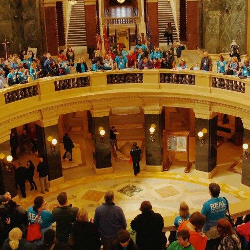 Wisconsin Disability Advocacy Day 2015-5