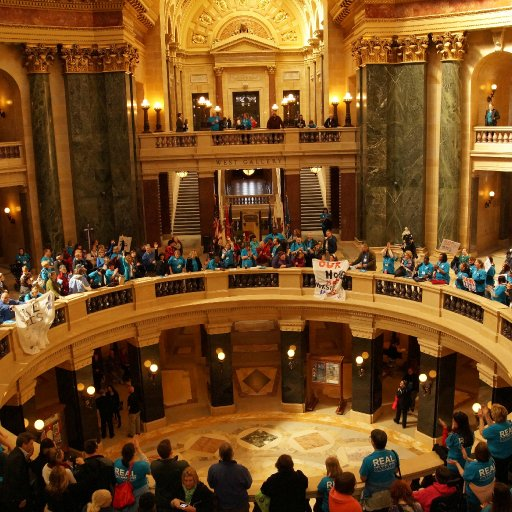 Wisconsin Disability Advocacy Day 2015-6