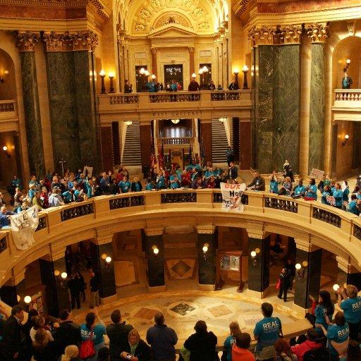 Wisconsin Disability Advocacy Day 2015-6